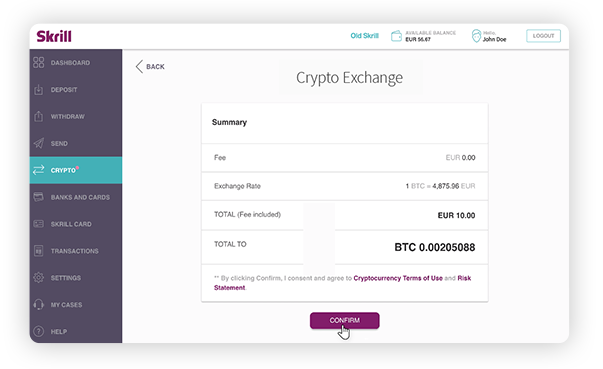 bitcoin kaufen skrill