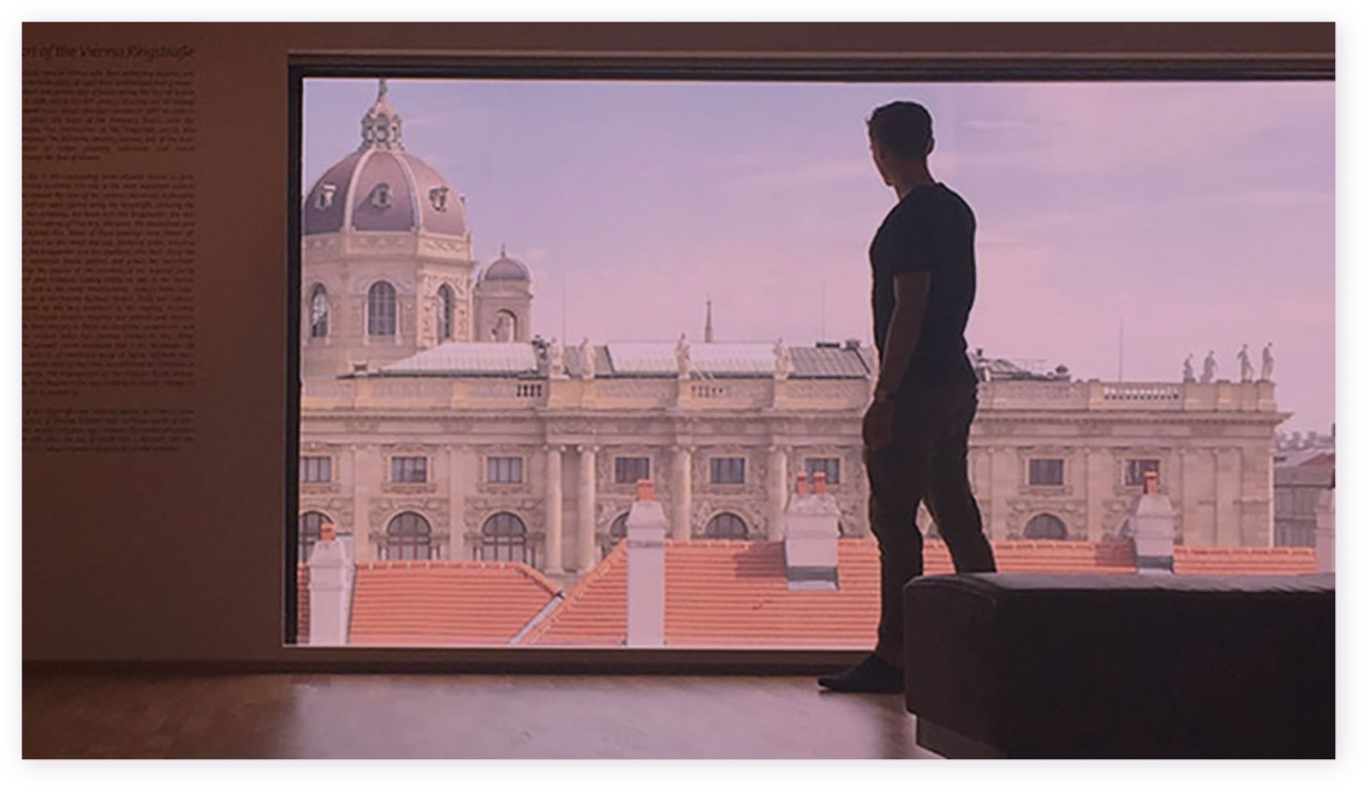 Fedor Holz on a Viennese background