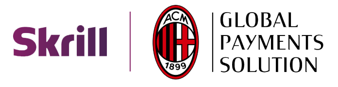 Skrill AC Milan Global Payments Solution